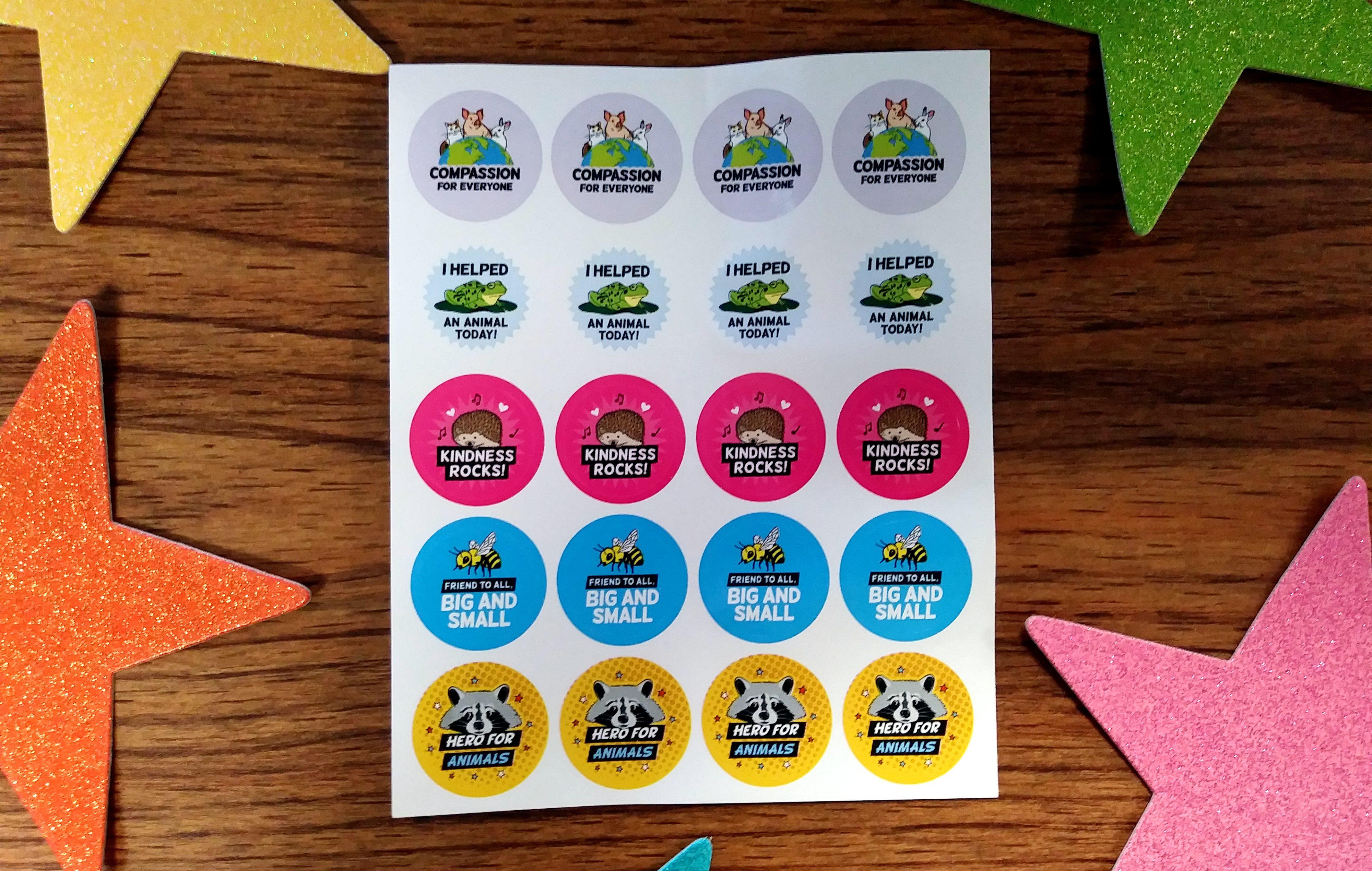TK Stickers