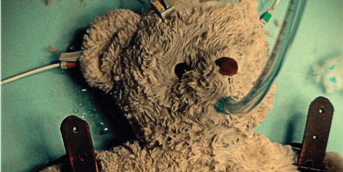 Award-Winning 'A Teddy Bear Tackles the Trauma of Animal Experimentation'