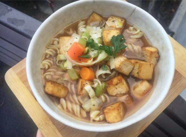 soup, recipe, vegan