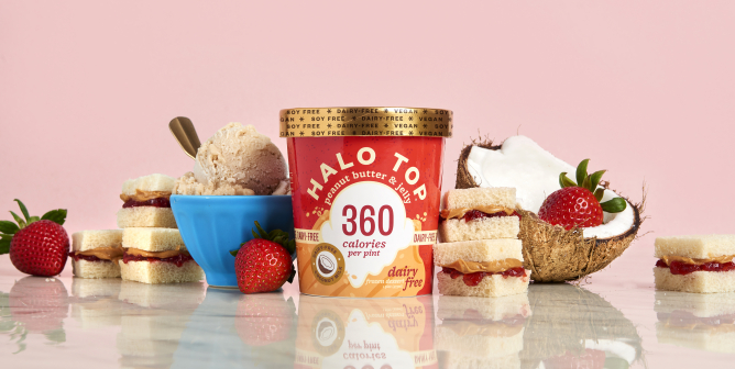 Low Cal Favorite Halo Top Ice Cream Announces 3 MORE Vegan Flavors