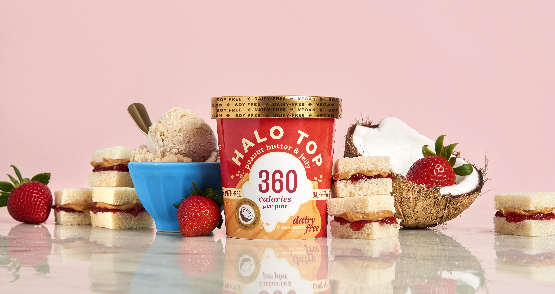 Low Cal Favorite Halo Top Ice Cream Announces 3 MORE Vegan Flavors