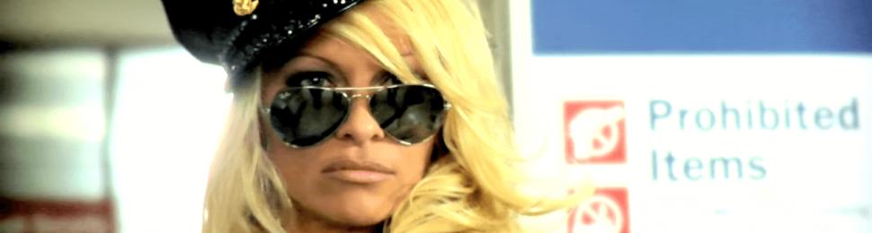 Pamela Anderson Cruelty Doesn't Fly
