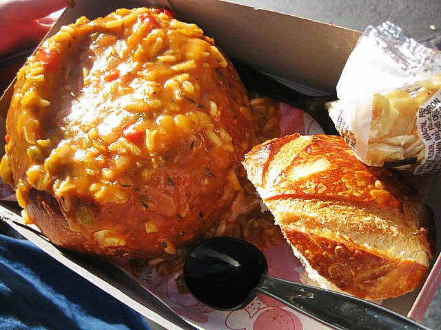 vegan gumbo vegetarian disney park