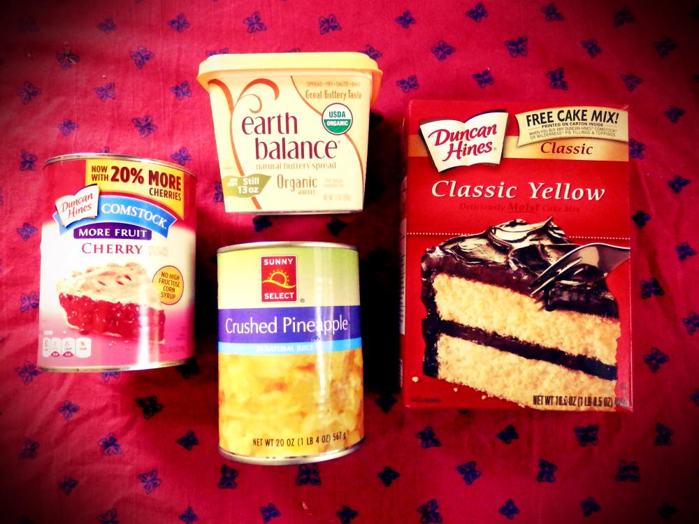 vegan cake mix hacks