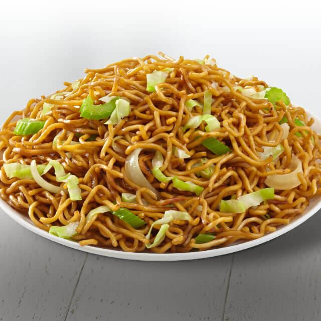 Panda Express Chow Mein Dish