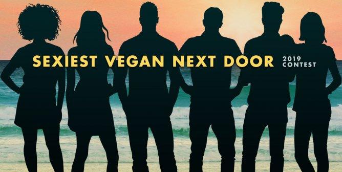 Sexiest Vegan Next Door 2019