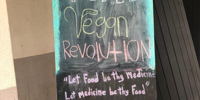 San Diego High School Hosts Vegan Food and Fashion Fair