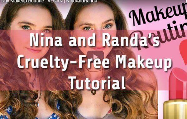 Cruelty Free Make up Tutorial Nina Randa