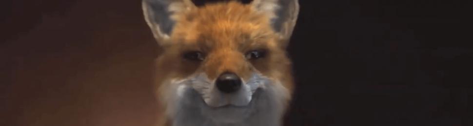 CGI Fox