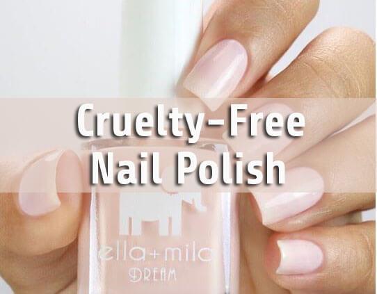ella + Milla polish cruelty-free