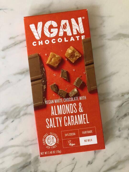 vgan chocolates vegan white chocolate bar