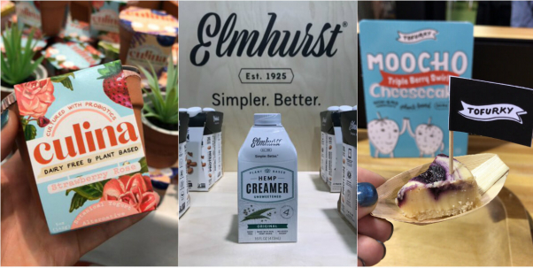 look for these great new vegan products from brands you love in stores near you in 2019