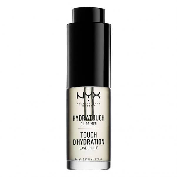 hyrdra touch oil primer from NYX cosmetics