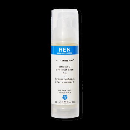 omega 3 optimum skin oil from ren clean skincare