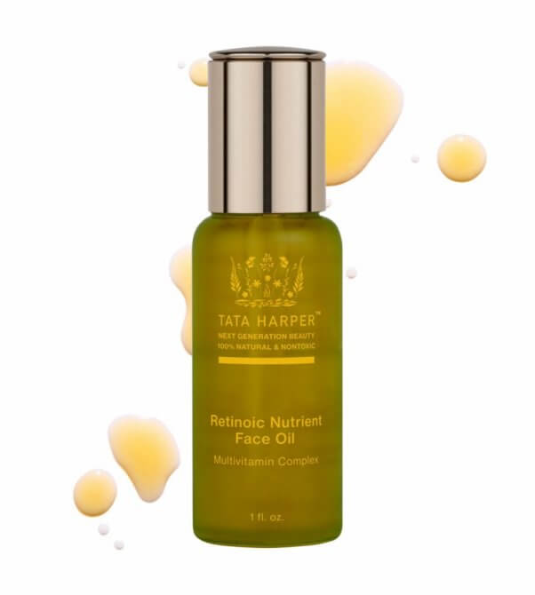 vegan face oil from tata harper