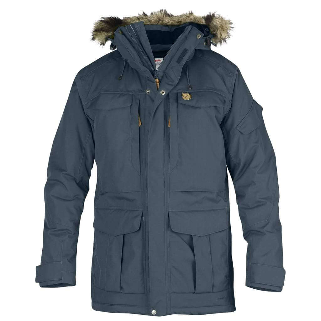 2d72345c Loaded with convenient pockets and capable of withstanding moisture without  losing its insulating properties, this durable coat provides protection in  any ...