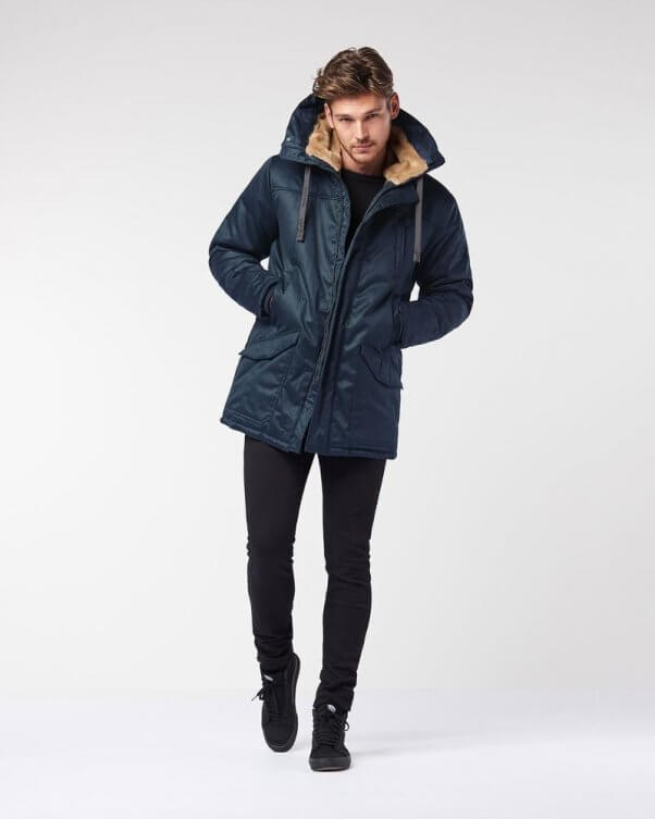 7835a37bcee Faux Fur Nordic Timeless Parka by Hoodlamb