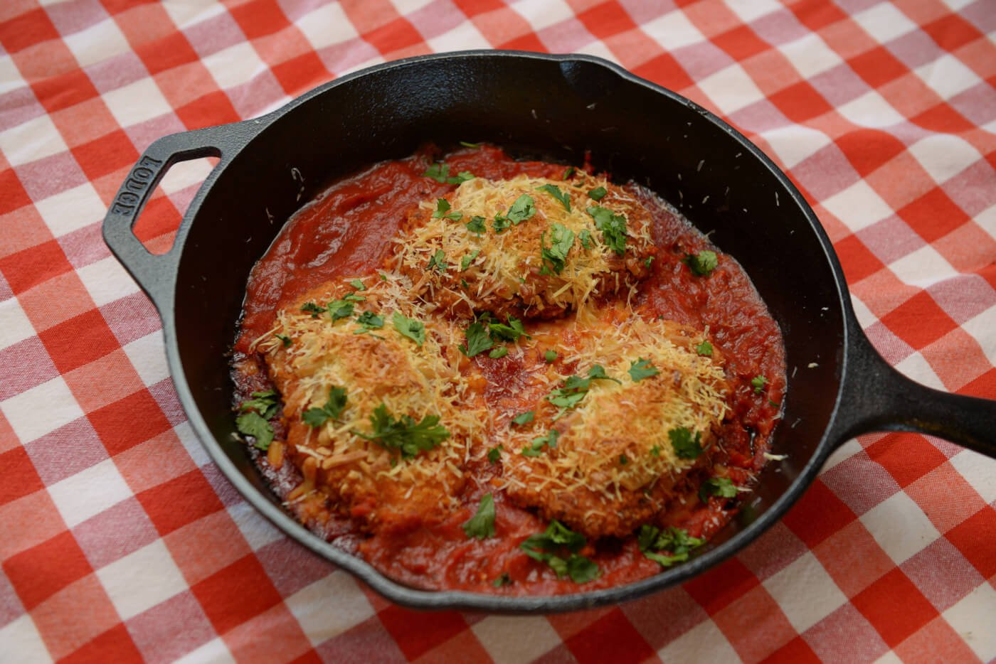 This Easy Vegan Chicken Parmesan Recipe Is A Must Try Peta