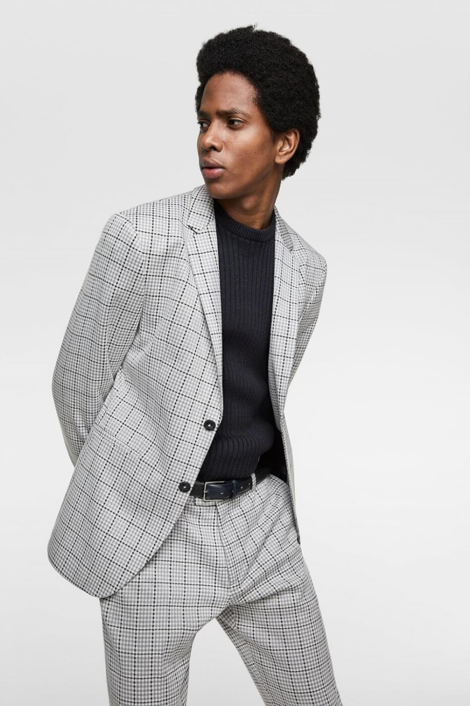 Zara Cotton Suit