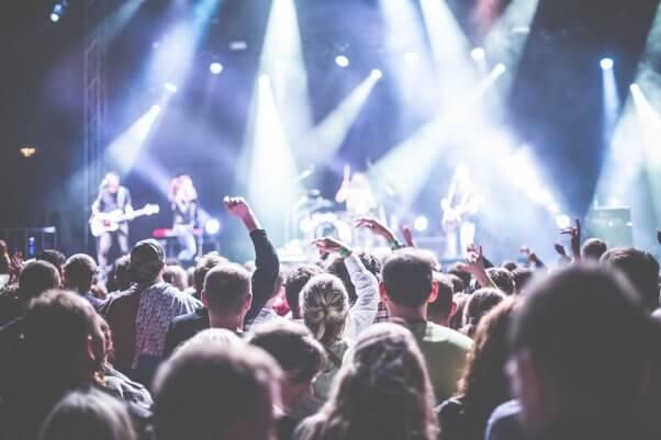 de-stress for finals, concert, show, music, dance, fun