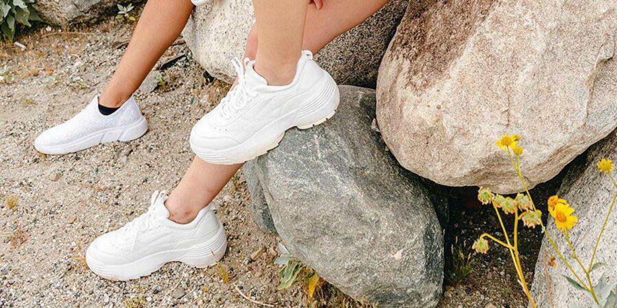 White Sneakers Are Vegan | PETA