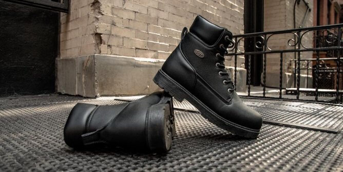 Save Animals Like It's Your Job in Leather-Free Vegan Work Boots