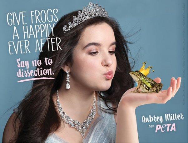 Aubrey Miller Anti Dissection Ad