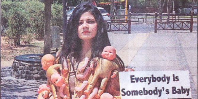 PETA India's Message This Mother's Day: Everybody Is Somebody's Baby