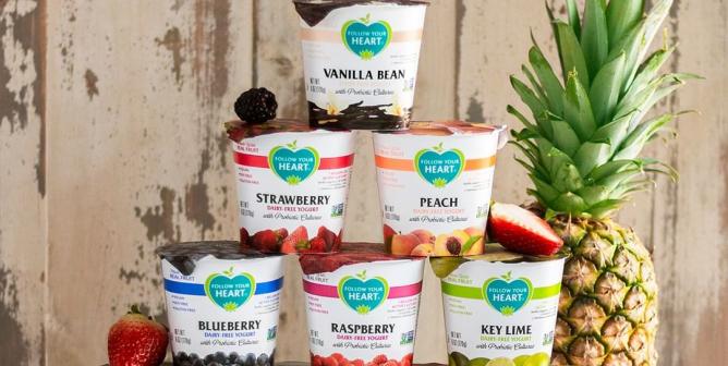 Get Cultured With These Vegan Yogurt Brands