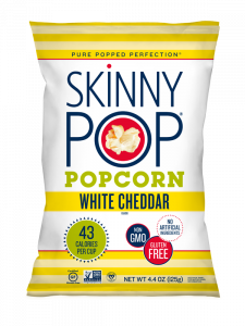 Skinny Pop White Cheddar