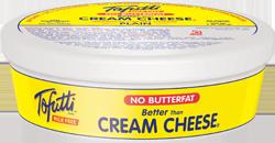 Tofutti Better than Cream Cheese Dairy Free Vegan