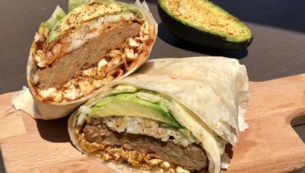 Epic Breakfast Burrito
