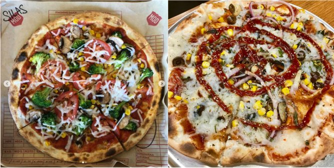 Here's How to Order Vegan at MOD Pizza