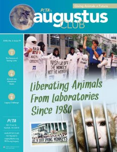 Augustus Club Issue 79 Front Cover Page