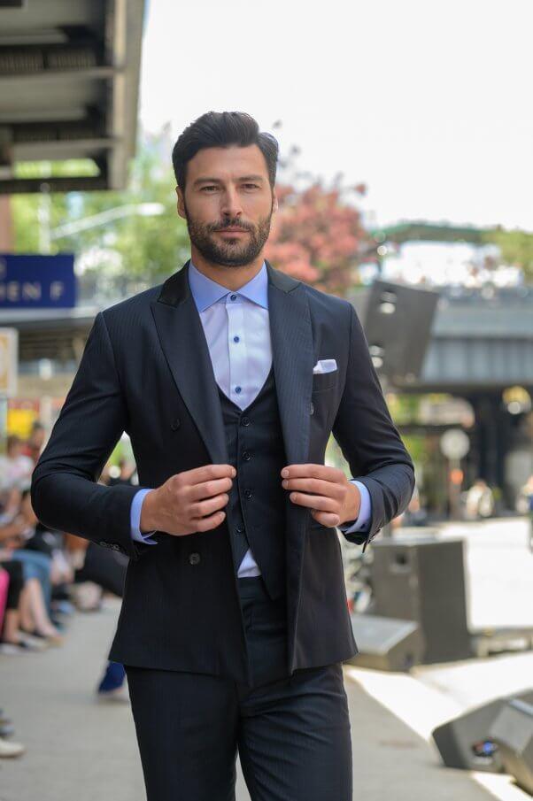 PETA, Stephen F's Vegan Suits Are Ruling Fashion Week 10