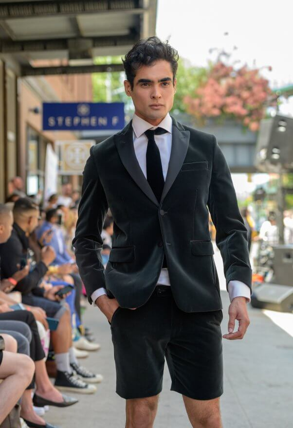 PETA, Stephen F's Vegan Suits Are Ruling Fashion Week 6