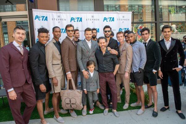 PETA, Stephen F's Vegan Suits Are Ruling Fashion Week 26
