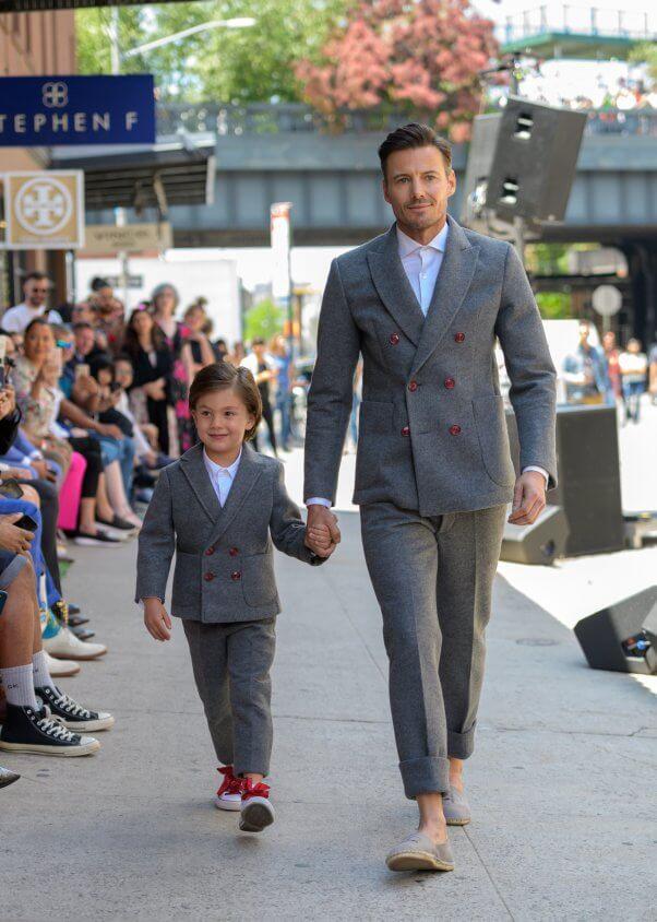 PETA, Stephen F's Vegan Suits Are Ruling Fashion Week 12