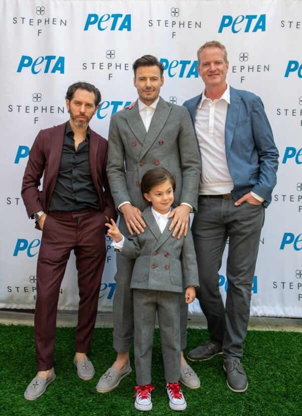 PETA, Stephen F's Vegan Suits Are Ruling Fashion Week 14