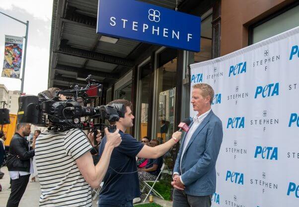 PETA, Stephen F's Vegan Suits Are Ruling Fashion Week 22