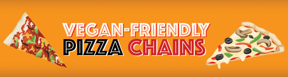 PETA's Vegan Friendly Pizza Chains