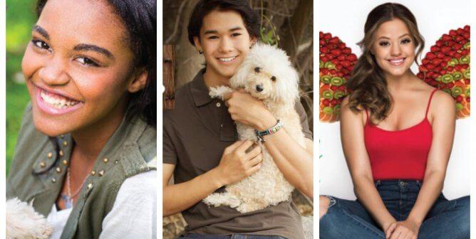 These 'Descendants 3' Stars Are Heroes to Animals | PETA