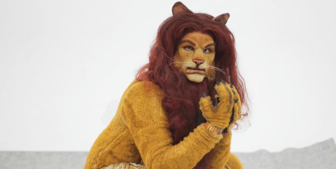 WATCH: Epic Vegan Cosplay Transformation With Joo Skellington
