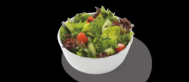 vegan side salad from noodles & company