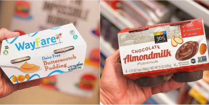 Looking for Vegan Pudding? Try These Brands