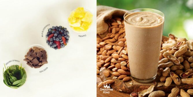 Ditch Dairy With These Delicious Vegan Options From Smoothie King