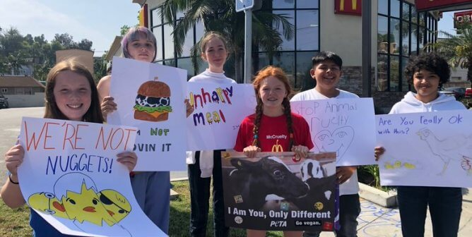 These Teens Are Working to End Speciesism, and We're Here for It