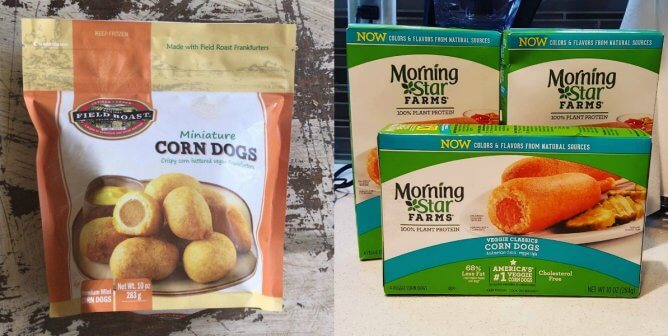 No Pigs Were Killed to Make These Delicious Vegan Corn Dogs