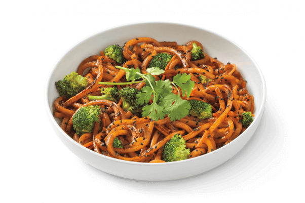 vegan meals from noodles & company