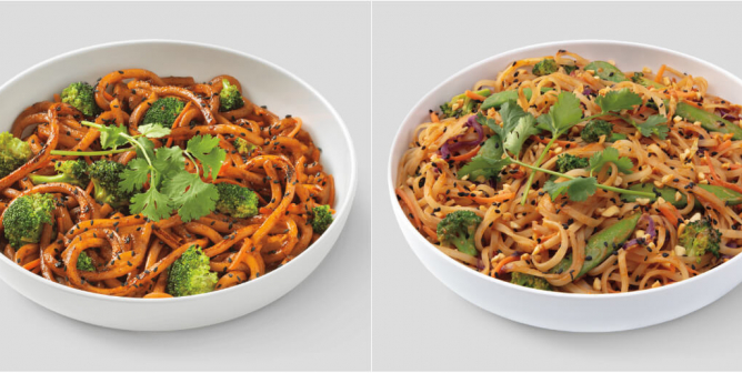 Here's How to Order Vegan at Noodles & Company
